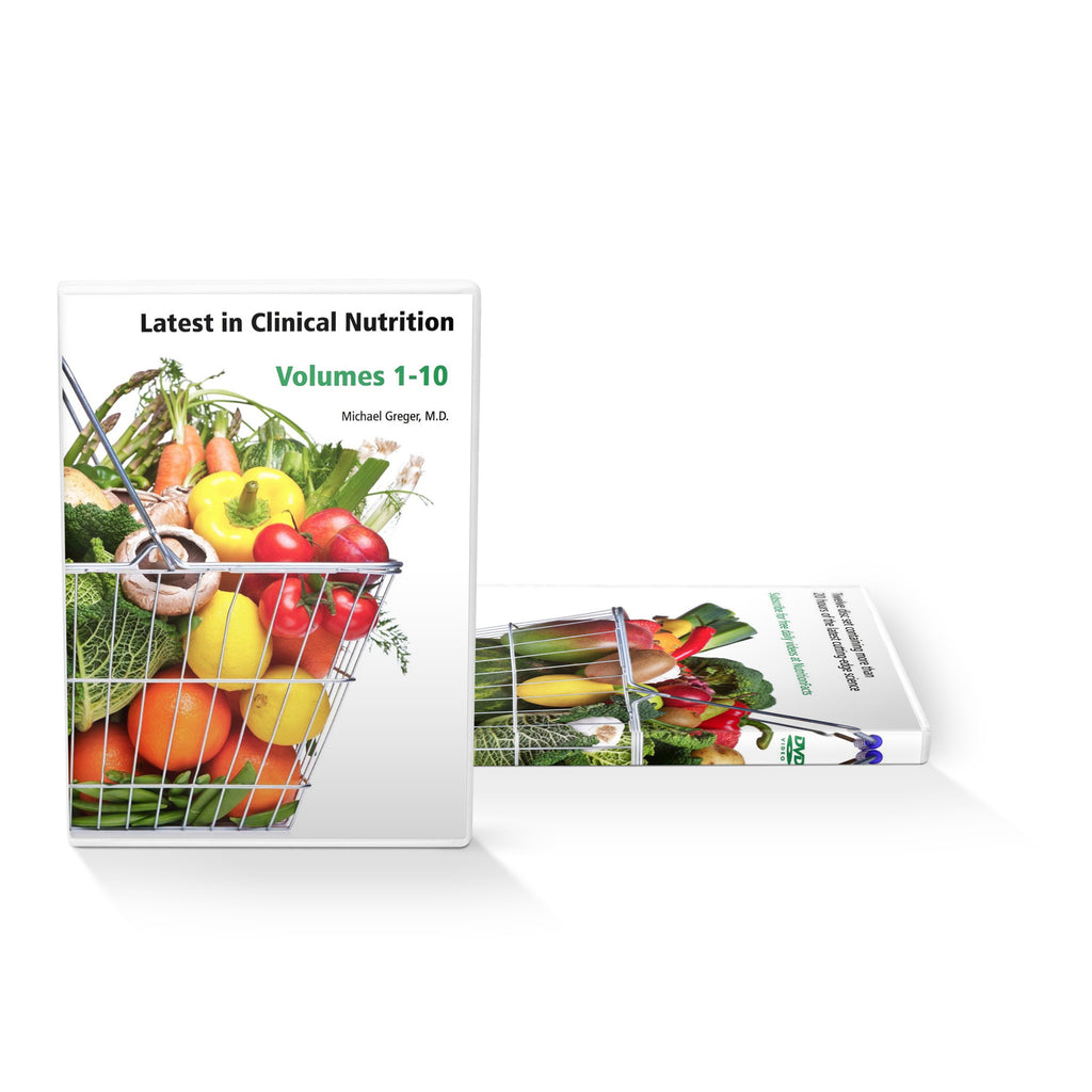 Latest in Clinical Nutrition - Volumes 1-10