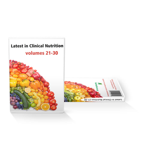 Latest in Clinical Nutrition - Volumes 21-30