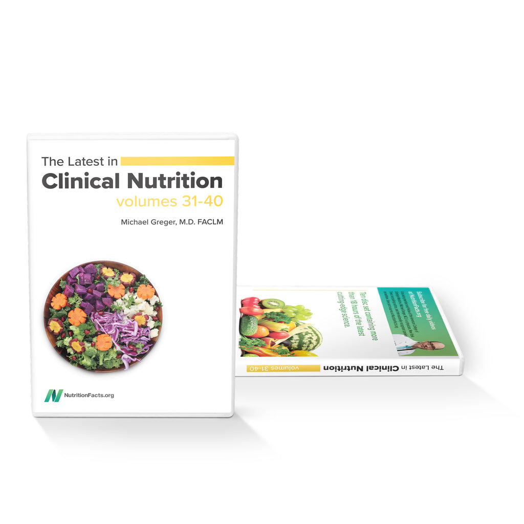 Latest in Clinical Nutrition - Volumes 31-40