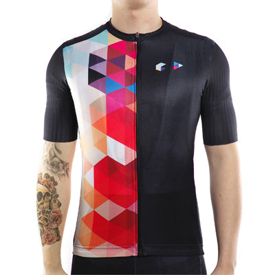 Poly Cycling Jersey (Short Sleeve) 8a34c0c86