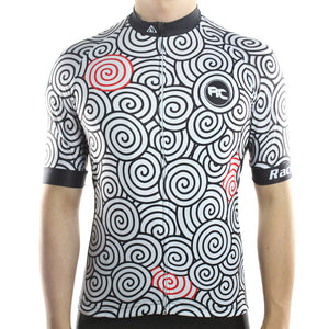 Swirls Cycling Jersey