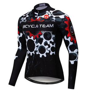Bicycle Team Cycling Jersey