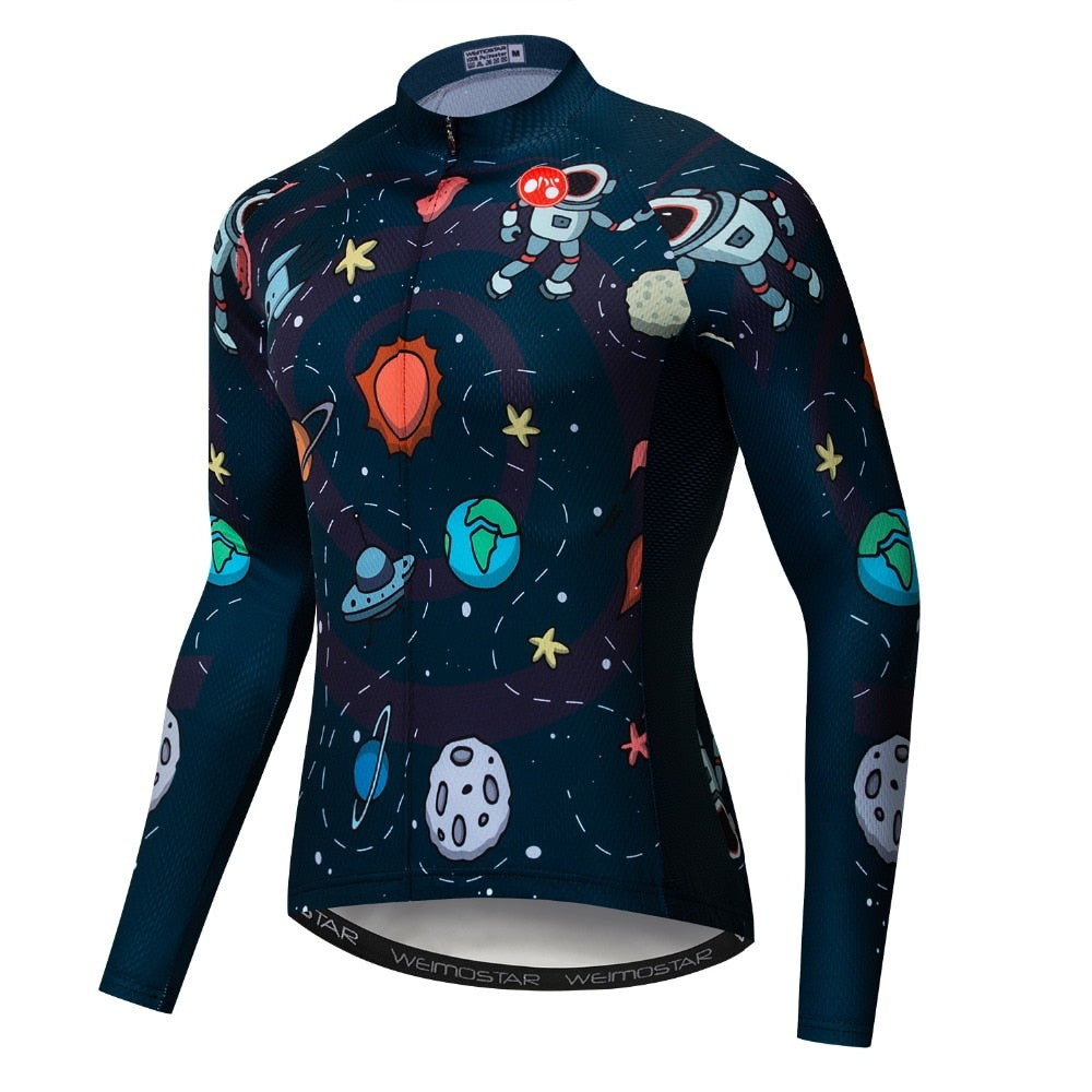 Astronaut Cycling Jersey