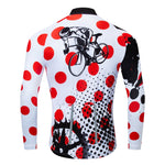 Red Dot Cycling Jersey