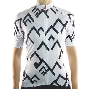 Mountains Cycling Jersey (Women's Short Sleeve)
