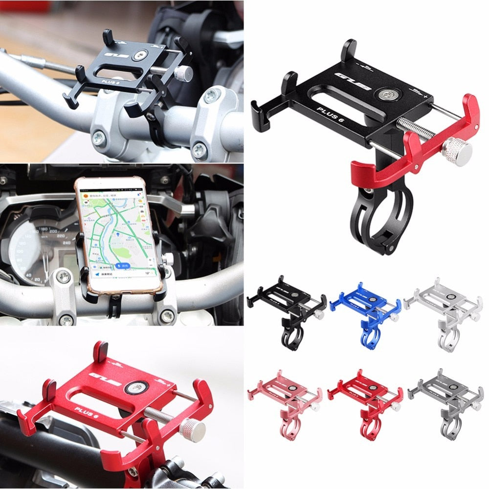 Bicycle Aluminum Phone Holder