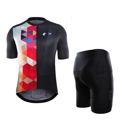 Poly Pro-fit Cycling Jersey Set (Short Sleeve)