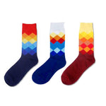 Colorful Cycling Socks
