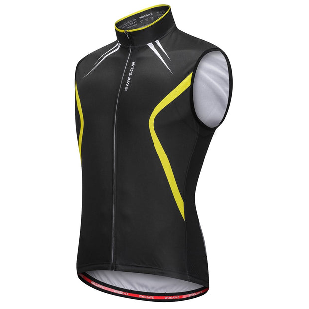 Yellowjacket Cycling Jersey (Sleeveless)