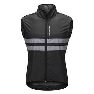 Double Striped Cycling Jersey (Sleeveless)