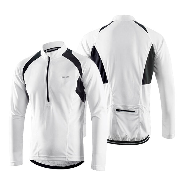 Reactive Cycling Jersey (Long Sleeve)