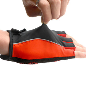 Half Finger Cycling Gloves (by Tomshoo)