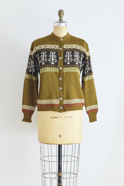 Wool Sweater - Pickled Vintage