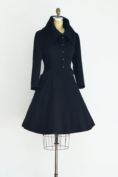 Hattie Carnegie Princess Coat - Pickled Vintage