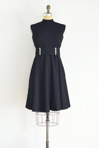 Pauline Trigere Party Dress - Pickled Vintage