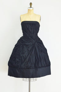 Helena Barbieri Ruched Dress - Pickled Vintage