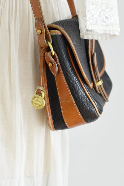 Dooney and Bourke Equestrian Bag - Pickled Vintage