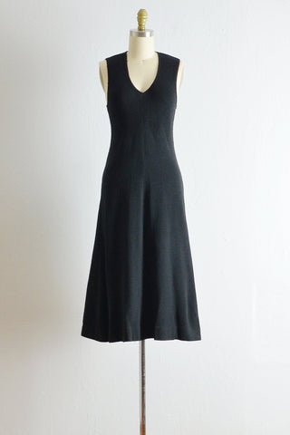 Vintage Saks Fifth Avenue Knit Dress - Pickled Vintage