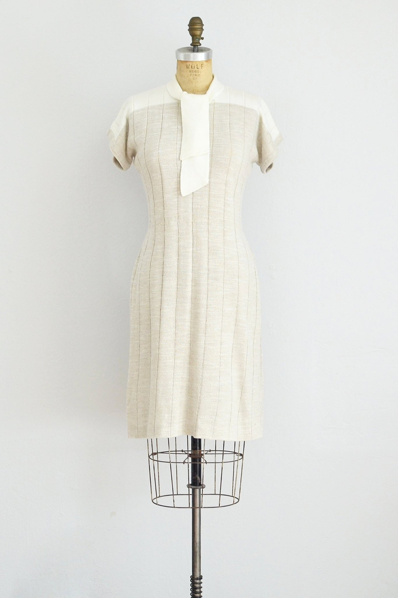 Sweater Dress - Pickled Vintage