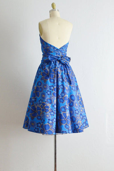 Vintage 1950s Hawaiian Wrap Dress - Pickled Vintage