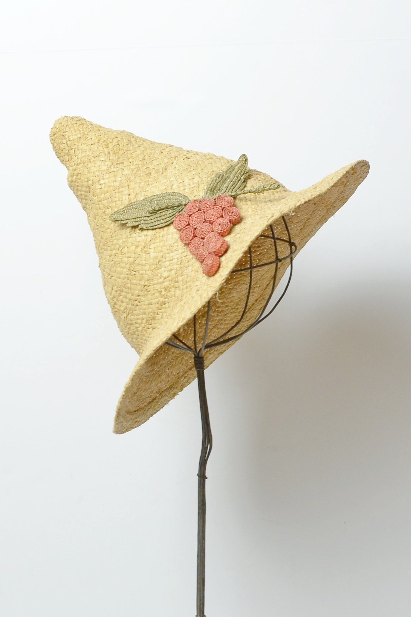 40s Tilt Hat - Pickled Vintage