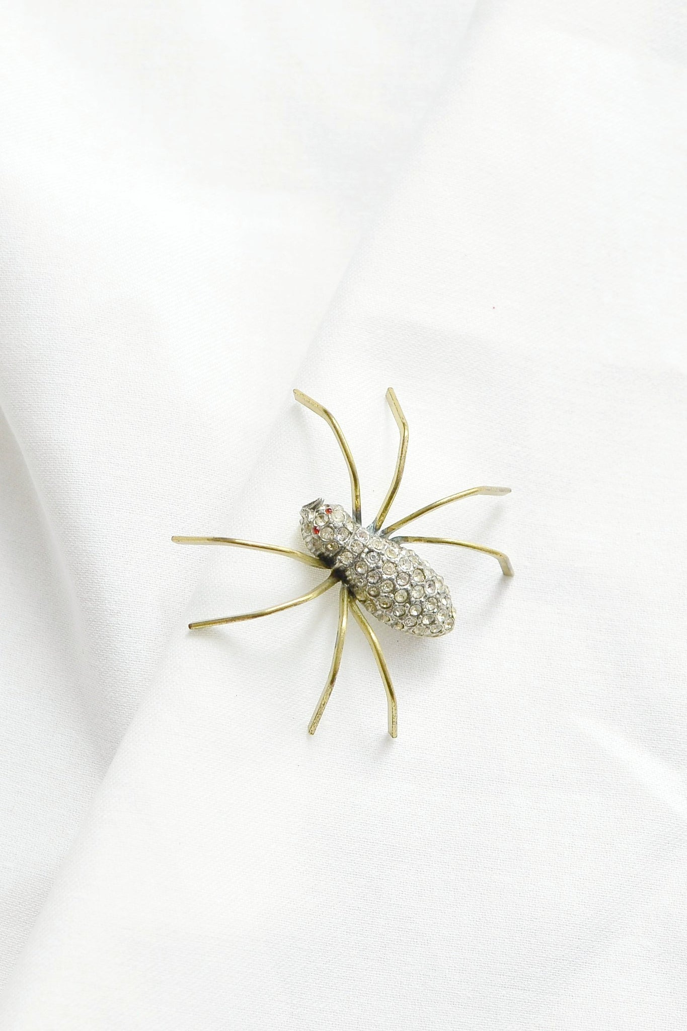 1940s Spider Pin - Pickled Vintage