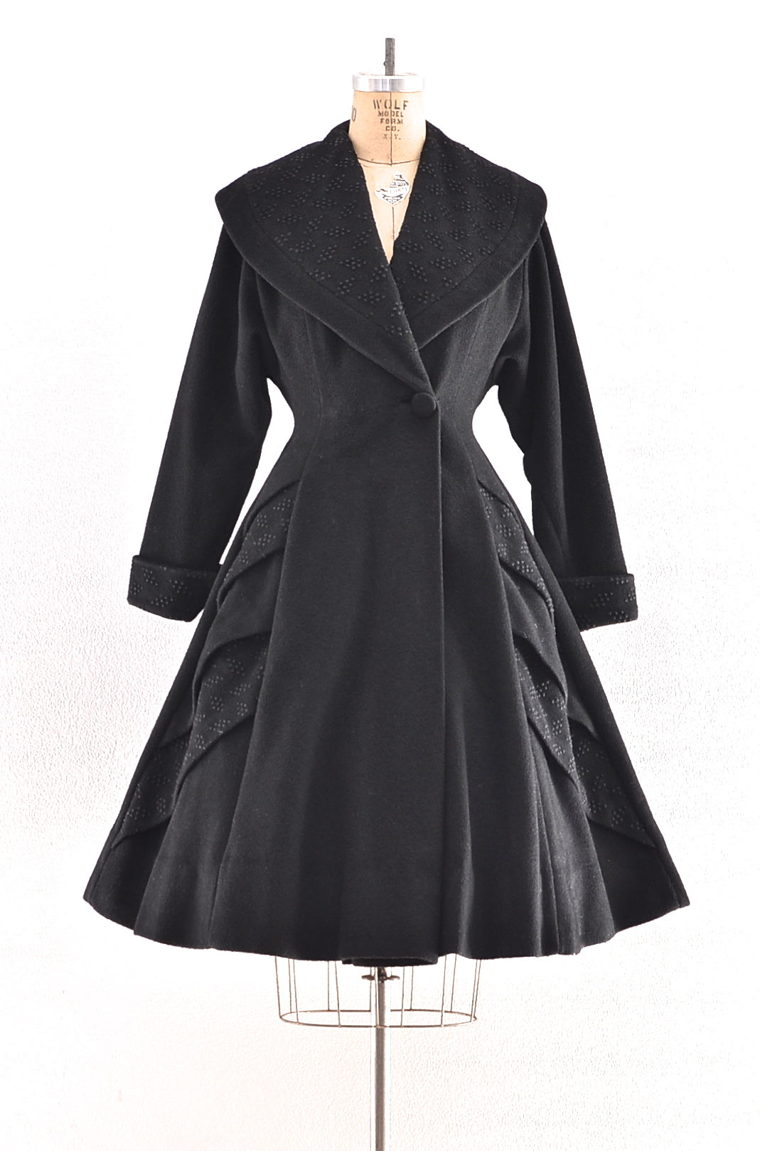 Lilli Ann Coat - Pickled Vintage