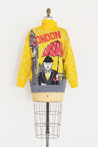 London Sweater - Pickled Vintage