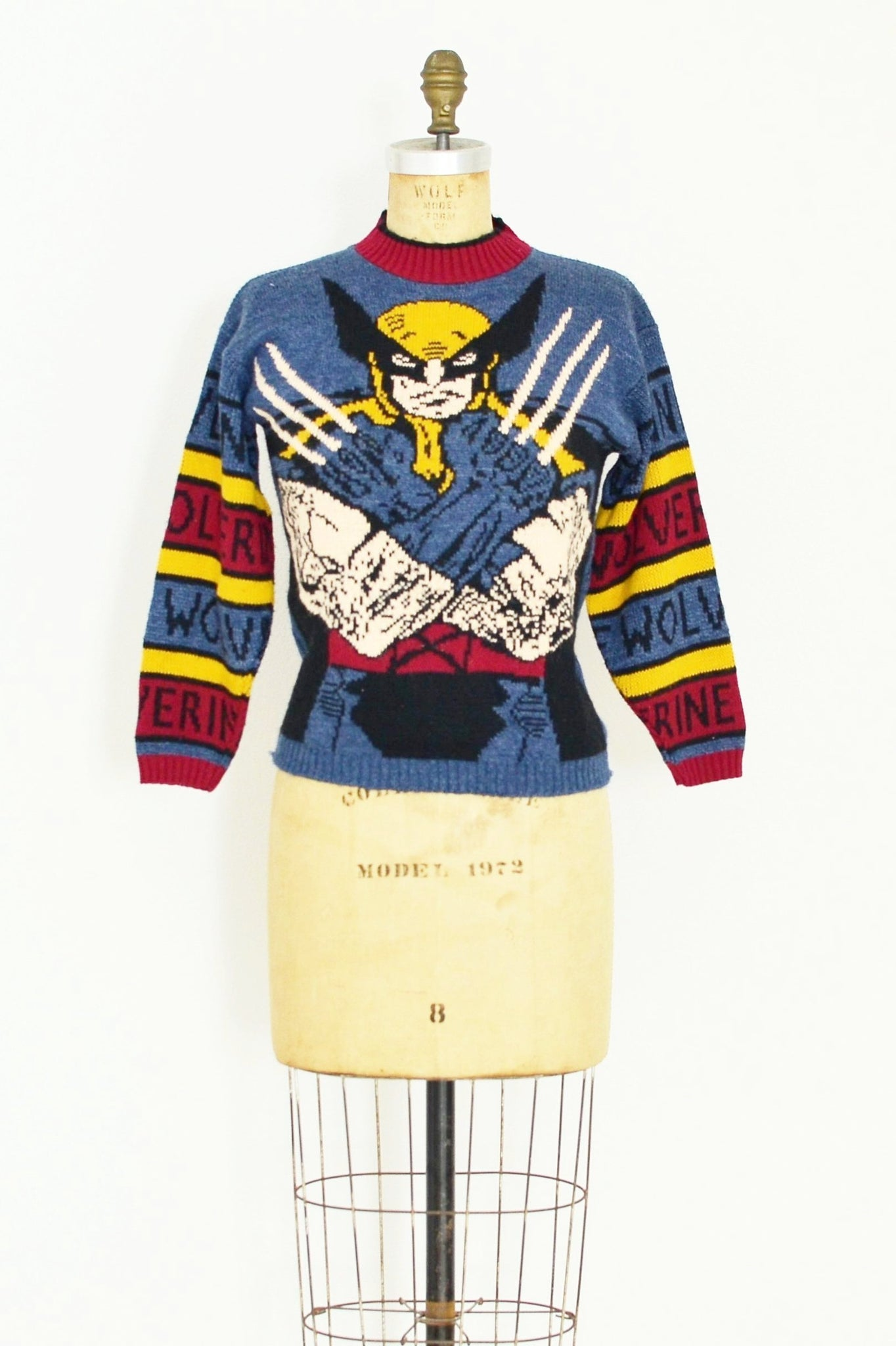 Rare Wolverine Sweater - Pickled Vintage