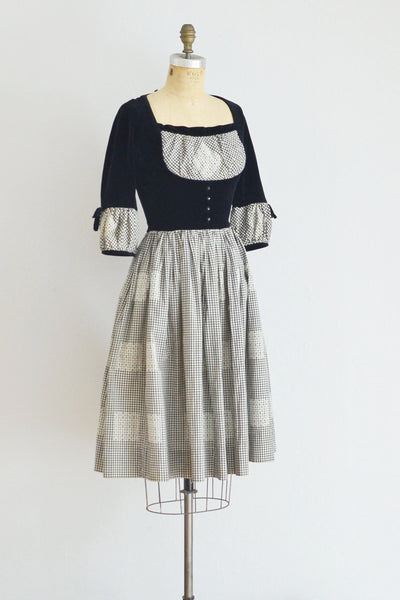 Miss Trude Dress - Pickled Vintage