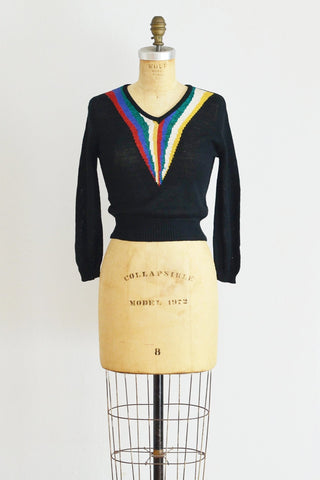 Organically Grown Sweater - Pickled Vintage