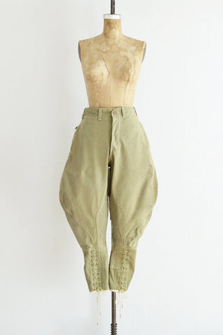 1930s Jodhpurs Riding Pants - Pickled Vintage
