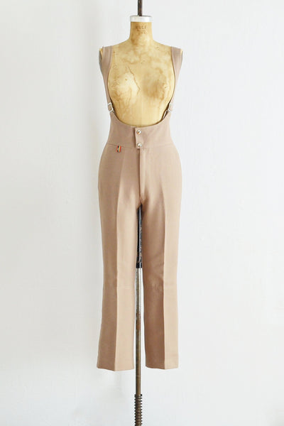 70s Ski Jumpsuit - Pickled Vintage