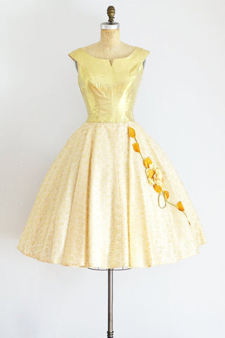 Grand Finale Dress - Pickled Vintage