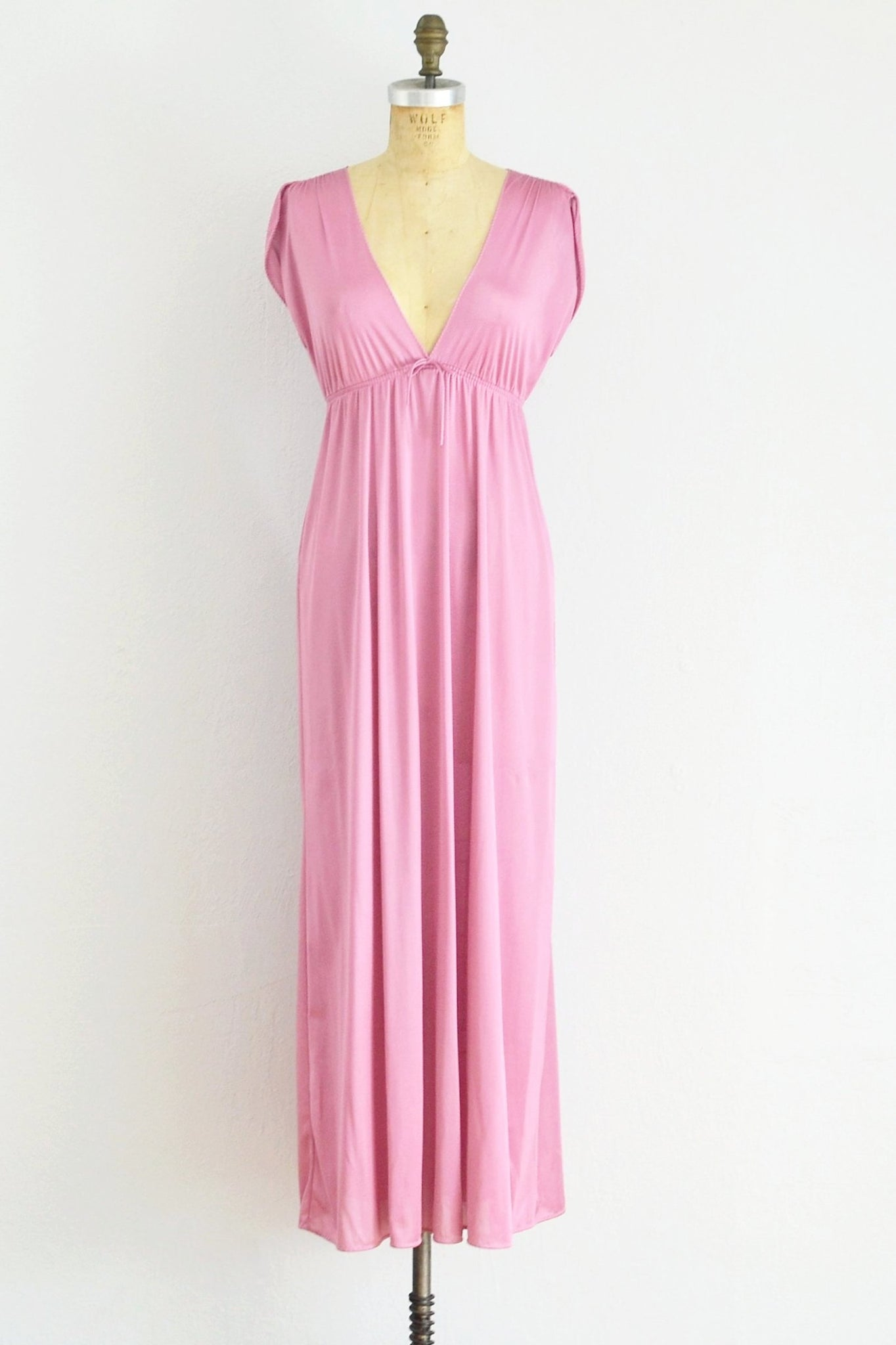 Grecian Nightgown - Pickled Vintage