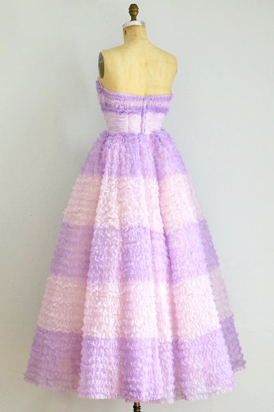 50s Cupcake Dress - Pickled Vintage