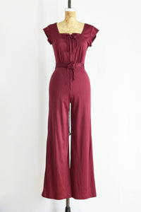 Young Wine Jumpsuit - Pickled Vintage