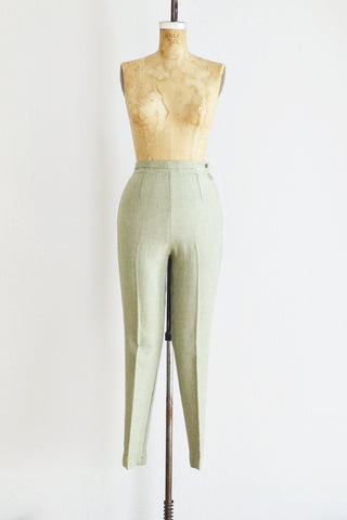 Cigarette Pants - Pickled Vintage
