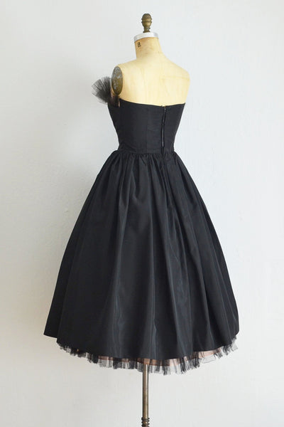 Crumb Catcher Party Dress - Pickled Vintage