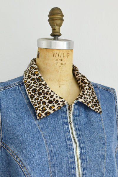 Denim Vest - Pickled Vintage