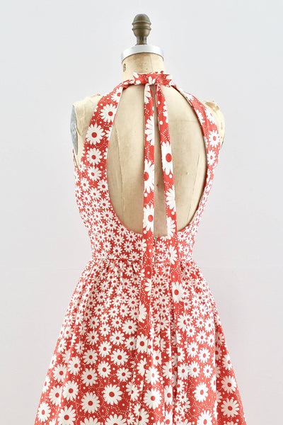 Howard Wolf Daisy Dress - Pickled Vintage