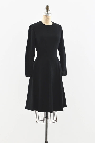 Neiman Marcus Wool Dress