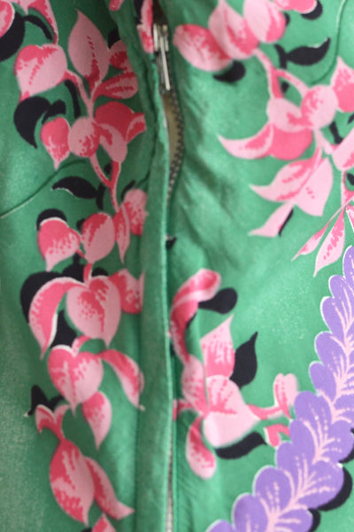 50s Pake Muu Rayon Dress - Pickled Vintage