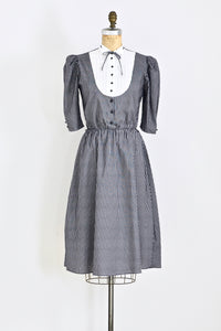 Tux Dress - Pickled Vintage