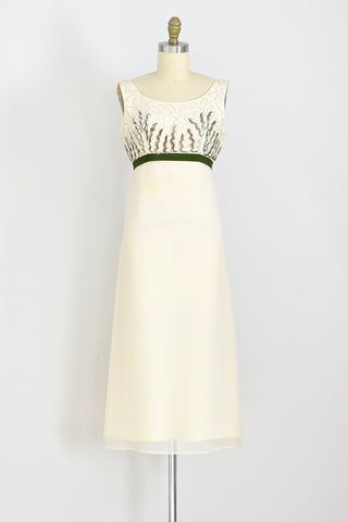as is / 1960s Sequined Party Dress
