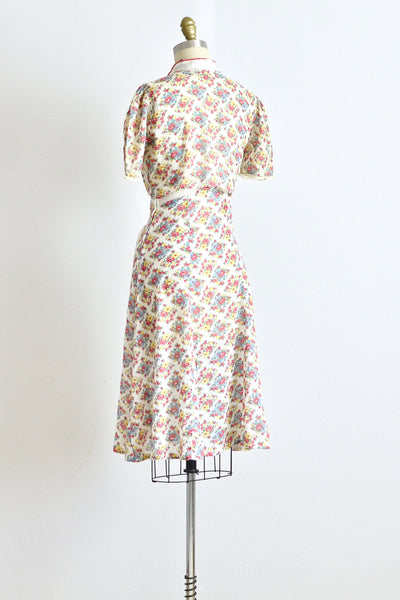 1930s Dress Set - Pickled Vintage