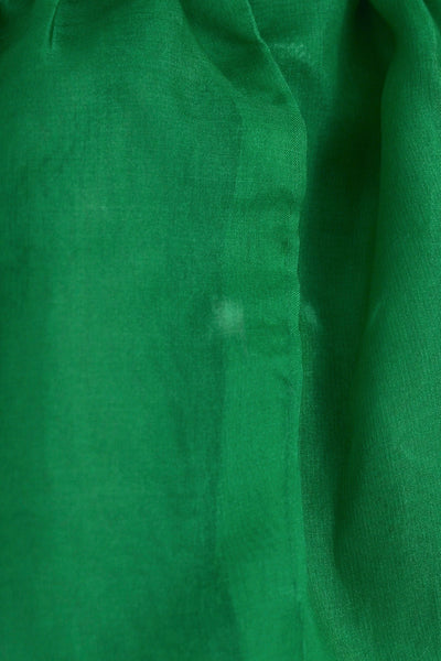 Green Chiffon Dress - Pickled Vintage