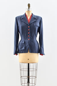1940s Jacket - Pickled Vintage