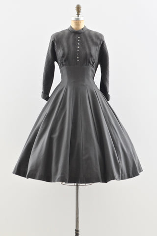 1950s Jonathan Logan  Princess Dress - Pickled Vintage