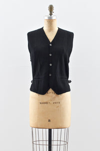 Knit Vest - Pickled Vintage